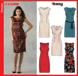 New Look 6643 pattern